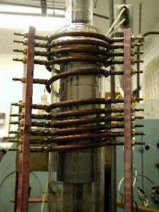 Hot-wall CVD reactor rig at Ultramet