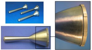 Thin-wall rhenium chambers manufactured by chemical vapor deposition at Ultramet for tactical propulsion applications