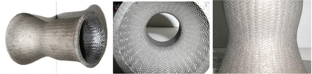 Ceramic Matrix Composite Chambers