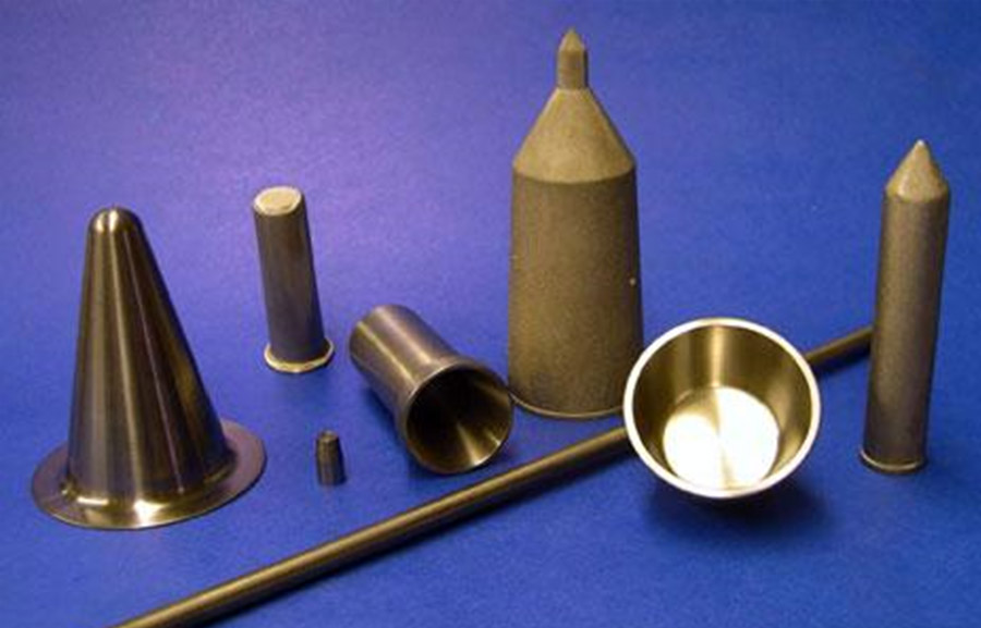 Refractory metal microtubing and identification tags